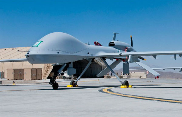 A drone. Telegraph/AFP/Getty