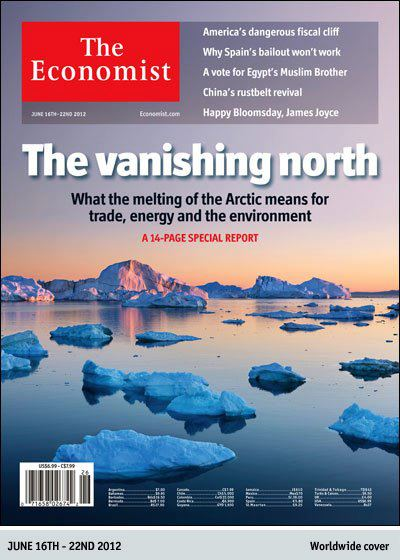 The Economist Publishes Special Report on the Arctic