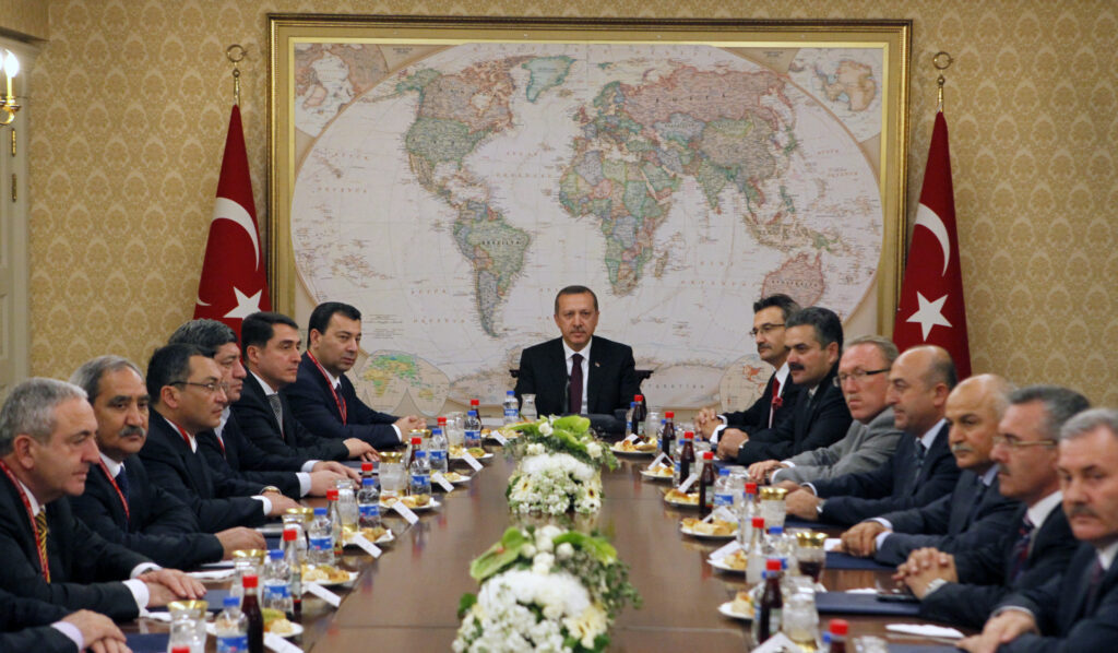 Is Turkey exploiting the international community in order to suppress dissent?