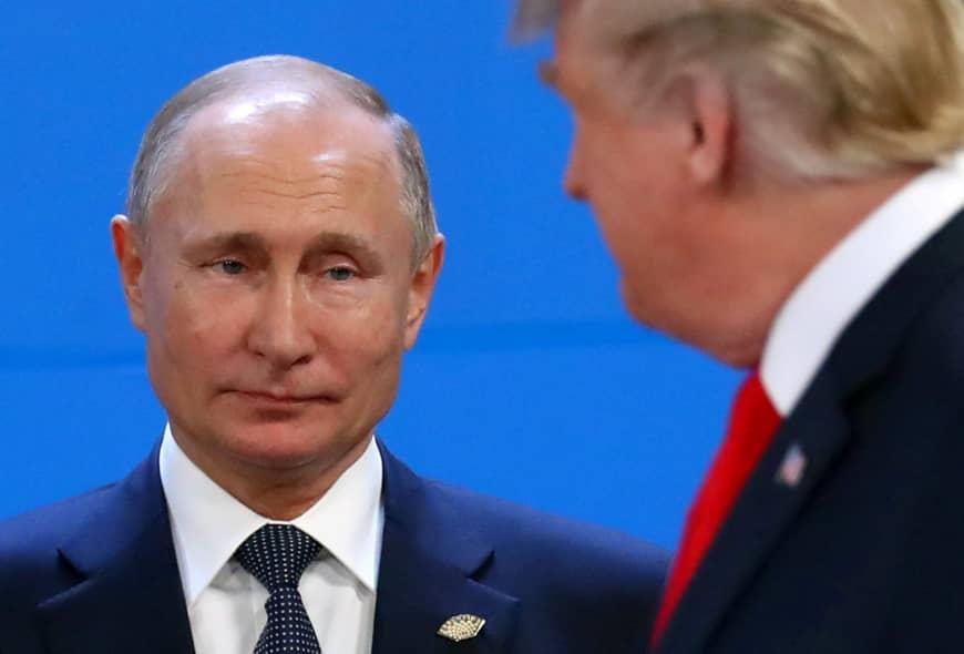 Op-ed: Turn Putin Inward