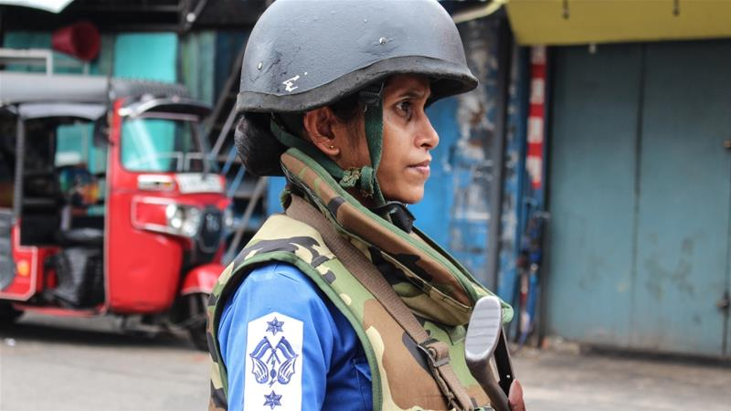 Sri Lanka bombings and the rise of ISIS in Asia