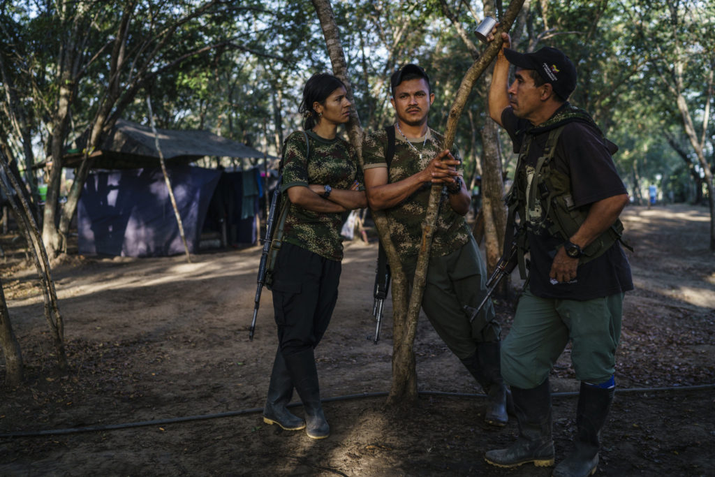 Moving Towards a Peaceful Colombia