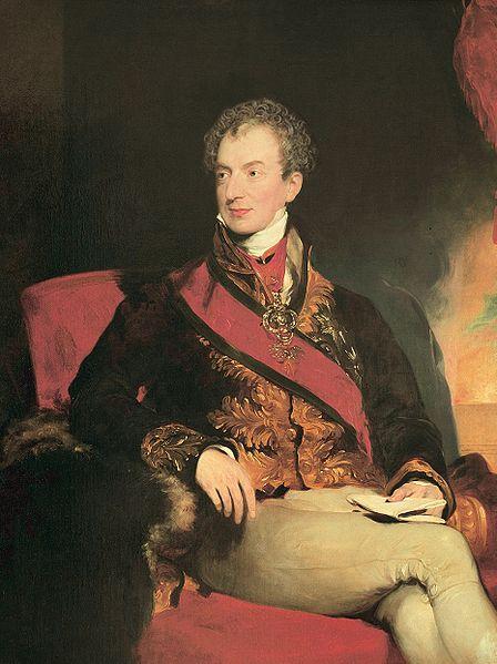 Metternich   Source:  Wikipedia