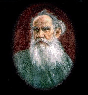 Russian Writer, Leo Tolstoy.  Source: linguadex.com