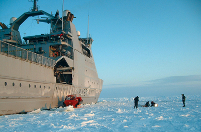 Russia Issues Tenders to Design New Ships and Equipment for the Arctic