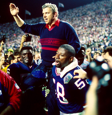 What can the US learn from Bill Parcells?