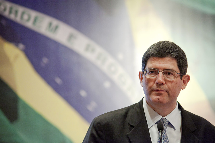 Brazil's new finance minister, Joaquim Levy, announced tax increases in attempt to combat rising inequality. Photo: Thomas Lee, Bloomberg News via wsj.com