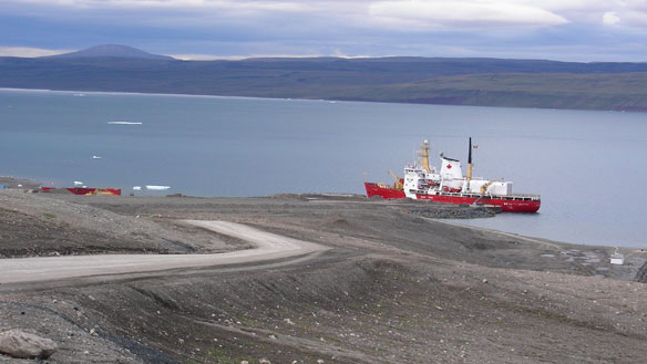Plans for Canada's Nanisivik Naval Facility Downsized