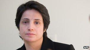 Ms. Nasrin Sotoudeh