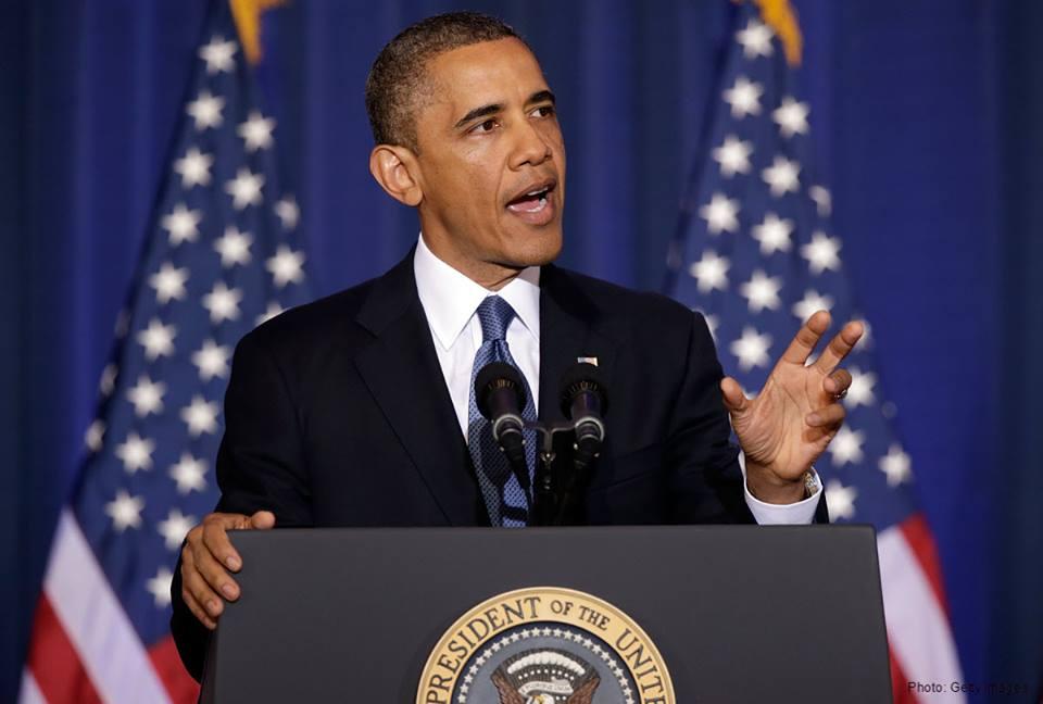 Barack obama persuasive speech