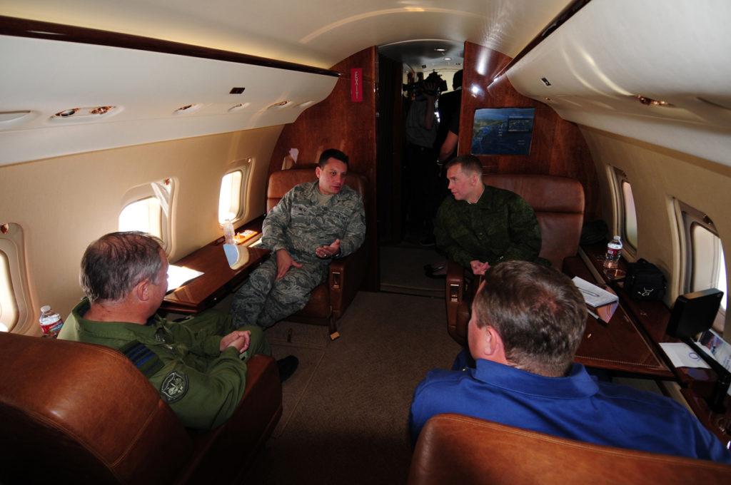 NORAD and Russia Conclude Counter-Terriorist Exercise Vigilant Eagle