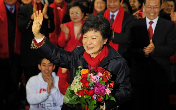 South Korea's new president: ties to the past, hope for the future