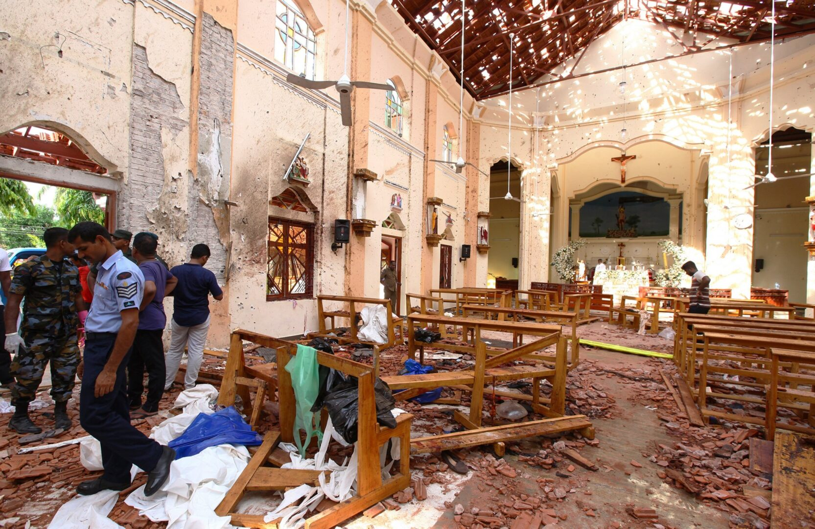 Op-Ed: Where is the outrage over the plight of persecuted Christians?