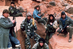 Red Dawn helped to remind Americans who the enemy was.