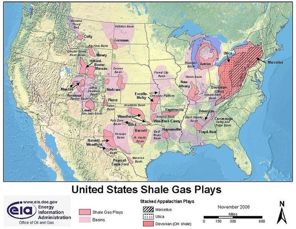 What Countries Should Fear U.S. Natural Gas Exports in the Future?