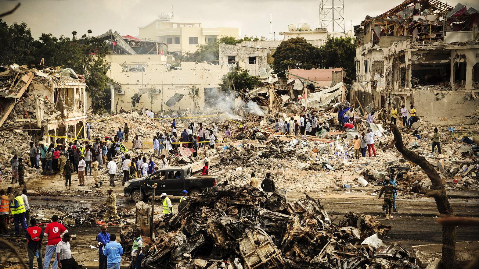 Straight Talk On Somalia Insecurity