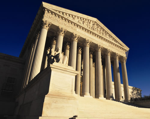 The Supreme Court of the United States. Image: fbi.gov.