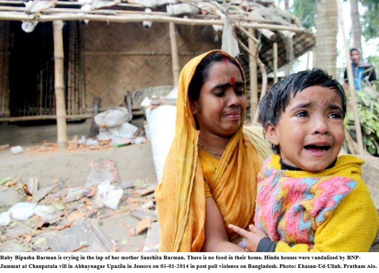 Plight of Hindus in Bangladesh Continues to Deteriorate