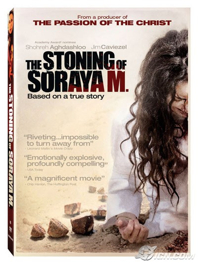 the story of soraya m film Filmen 'stoning of soraya m' er et tragisk drama med james caviezel og den  at det desværre ikke er en vellykket film,  a star wars story jeg utøya.