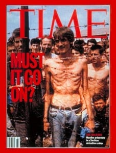 Time Cover -  Aug. 17, 1992