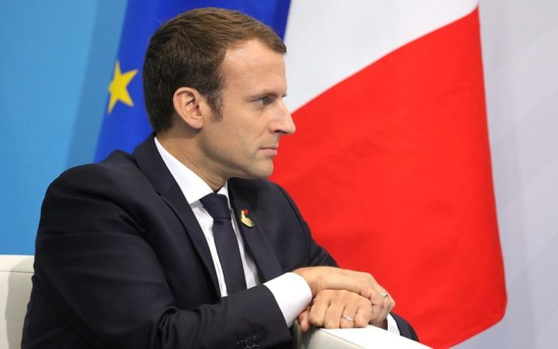 2018: A year of challenges for President Macron