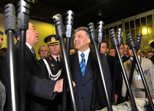 Turkey's Arms Sales Reach 'Record High'
