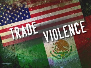 U.S.-Mexico Cross-border Drug & Weapons Trade Fueling Violence