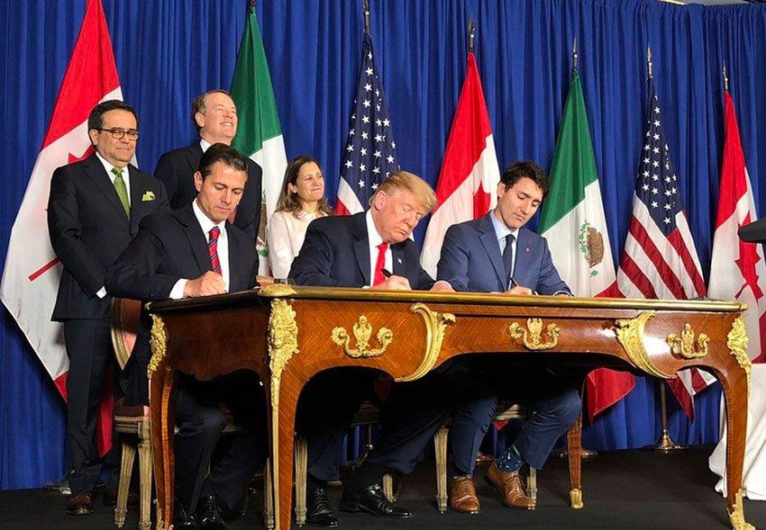 On NAFTA and the USMCA
