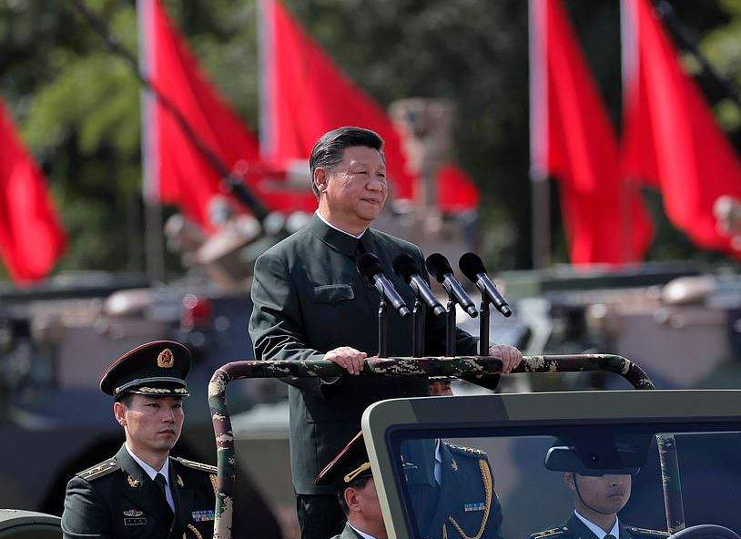 China's military expansion - what right does Washington have to be worried?